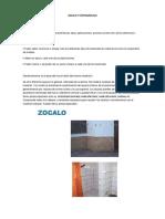 Zocalo y Contrazocalo, Coberturas