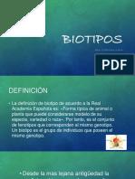Biotipos