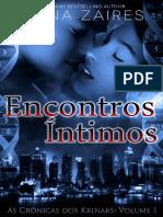 01- Encontros Íntimos ( As Crônicas dos Krinars )(Volume I)