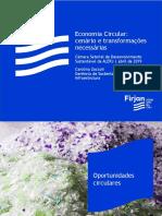 Apresentação das especialistas em Meio Ambiente da Firjan, Renata Rocha e Carolina Zoccoli