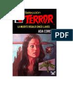 Coretti Ada - Seleccion Terror 233 - La Muerte Regalo Cinco Lla