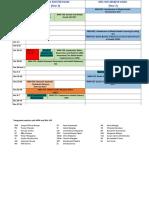 2018-19 MSc-GHI Timetable Version 2