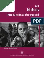 Introducción al documental. Bill Nichols..pdf