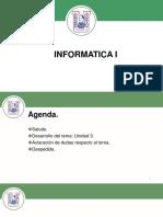 Clase10 - Introduccion Al Manejo de Hojas de Calculo