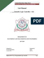 Plc 612 Lab Manual