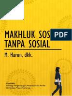 BUKU MAKHLUK SOSIAL TANPA SOSIAL.pdf
