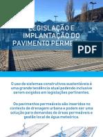 LEGISLAÇÃO E IMPLANTAÇÃO DE PAVIMENTOS PERMEÁVEIS.pdf