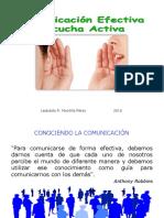 Comunicación Efectiva (Escucha Activa y Cambio de Creencias)