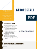 Aeropostale Group D