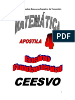 Apostila Ensino Fundamental  CEESVO - Matemática 04