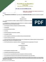 Modelo de Representação Para o Ministério Público