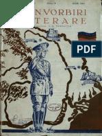Convorbiri Literare anul LXXIV, nr. 7, iulie 1941
