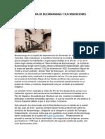 Consulta Historia de Bucaramanga y Sus Migraciones Forzosas