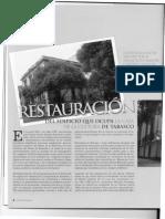 Articulos de Revista Sobre Historia de La Casa de Cultura de Tabasco