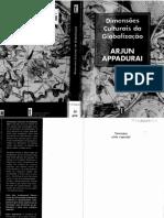 APPADURAI, Arjun - Dimensões Culturais da Globalização.pdf