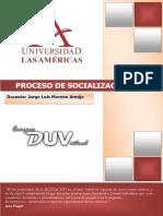 Proceso de Socialización