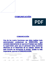 130. Comunicacion
