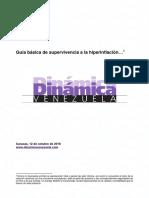 Guia Practica de Supervivencia a La Hiperinflación