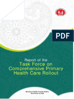 Comprehensive PHC Rollout TaskForce