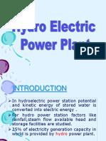 Hydro Electric Power Plant Gaurav