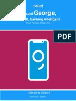 BCR Manual de Utilizare Aplicatia Mobila George