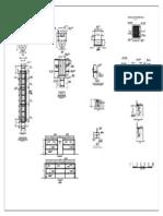 Reservorio Elevado 15 m3 - Arquitectura 01-AR-01