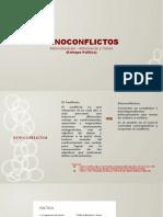 ETNOCONFLICTOS Multiculturalidad - Globalización y Cultura (Enfoque Político)