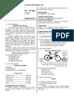 Apostila de Português – 5º Ano. Procedimentos de Leitura