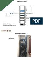 Topologia Sitio [2535] Unidad Medica Dzidzantun