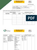 Formato de Planificación Por Área 2018 - 2019