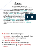 Street Network Standard