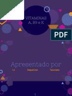 Slide Vitaminas