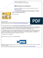 Case - Process Control - Mototech Manufacturing.pdf