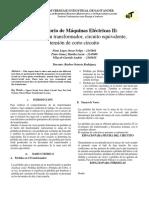 3er Informe Lab de Máquinas MEII