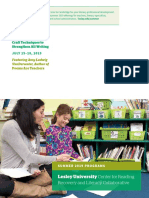 2019 CRRLC Summer Programs Brochure 3-27-19