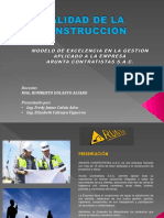 Modelo de Gestion-empresa Arunta Sac