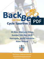 sportive rider pack 2019
