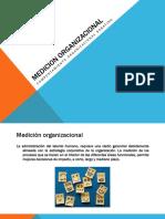 Charla Medicion Organizacional