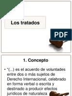 Los Tratados - Diapositivas