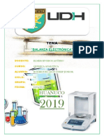 Informe Quimica Analitica 2
