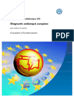 SSP 231 Diagnostic Embarqué Européen
