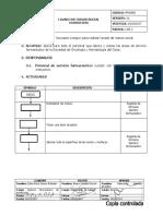 Ppsi0892 Instructivo Lavado de Manos Social