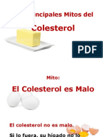 Colesterol Mitos