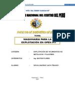 MAQUINARIA DE TRATAMIENTO DE NO METALICOS.doc