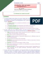 Les Methodes de Conduites de Projets_cdp-chap2