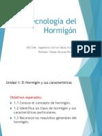 Hormigón, introducción.