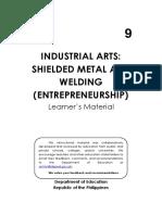 Ia Shielded Metal Arc Welding