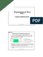 Clase 2 Lógica Combinacional