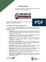 Concurso de fotografía Puebla 2019