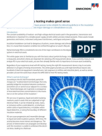 MPD 600 White Paper PD Testing Makes Good Sense ENU